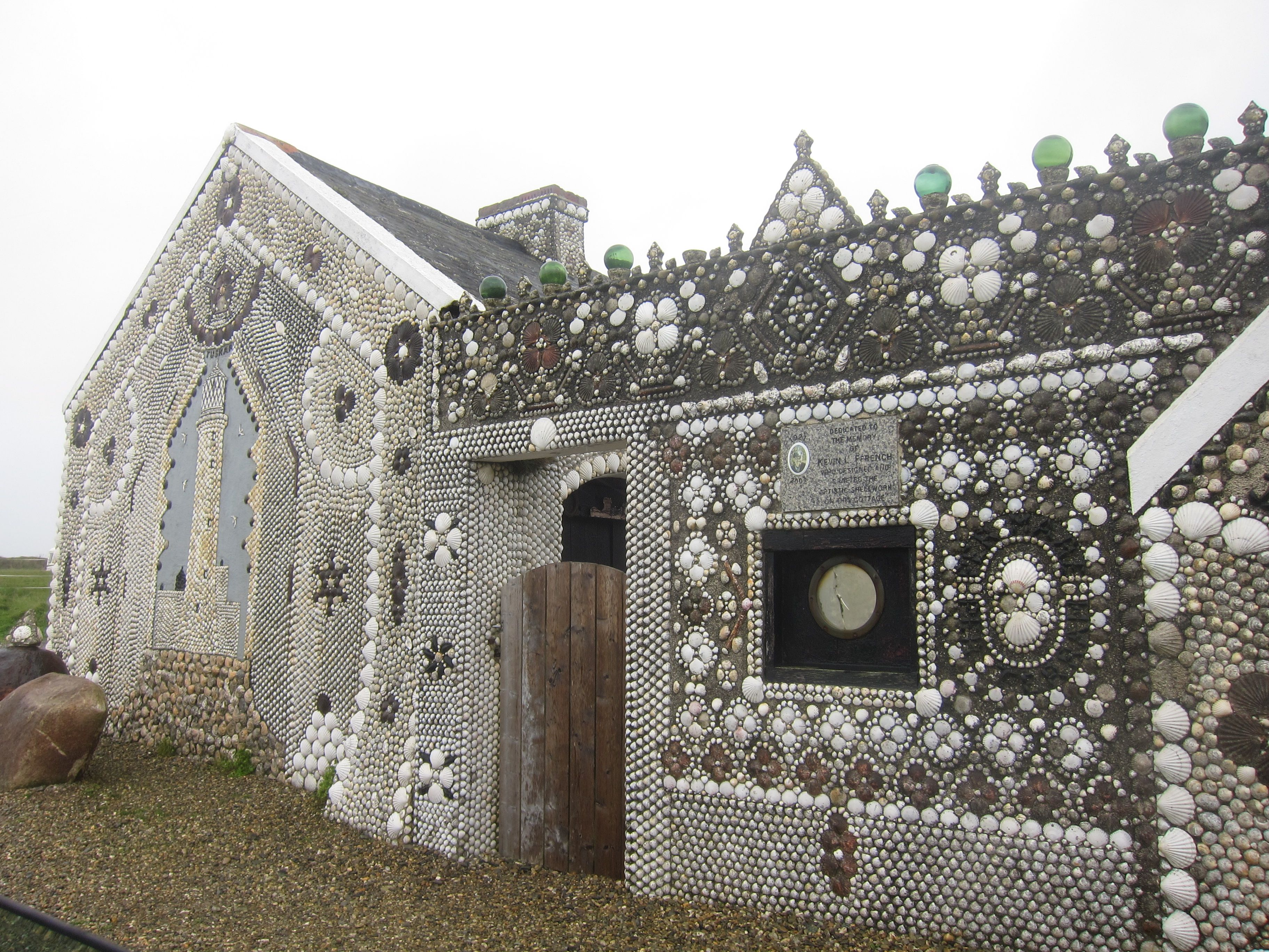 Shell cottage Wexford